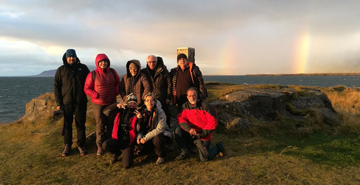 Un otoño más en la 25 edición de viaje fotográfico a Islandia